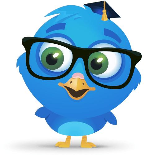 edu birdie logo