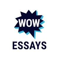 wow essay logo